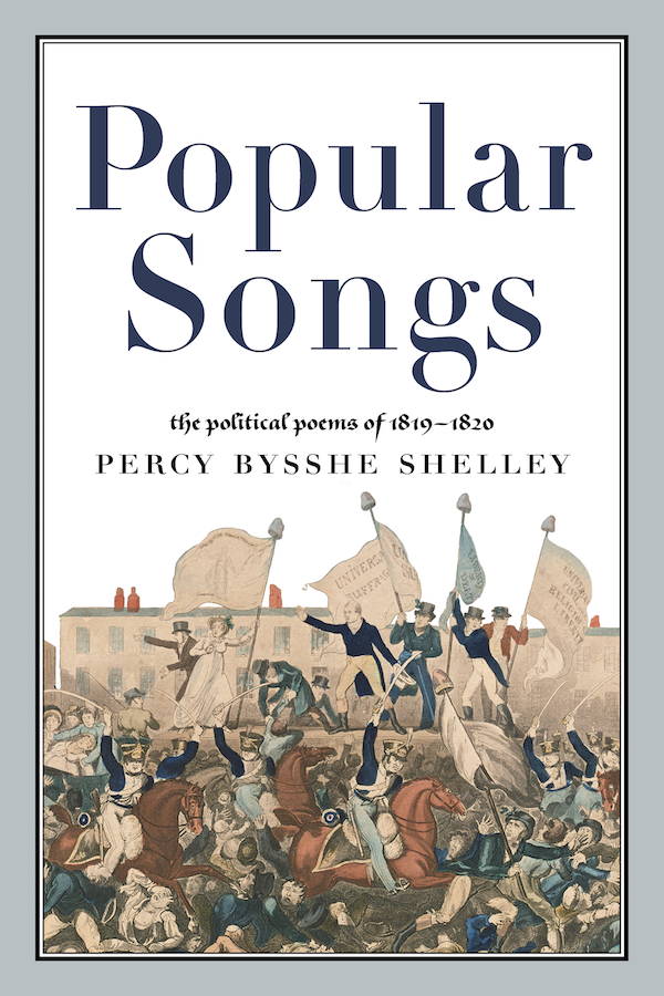 Popular Songs Percy Shelley Cover