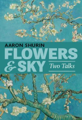 Aaron Shurin Flowers and Sky Book Cover