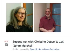 Second Art Christine Deavel John Marshall Theater