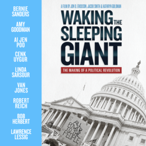Waking the Sleeping Giant Film